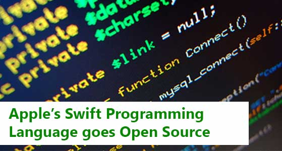 apples swift programming language goes open source
