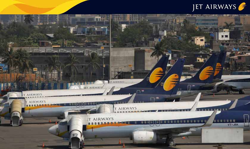 jet airways may fly again soon two lenders bid for the revival