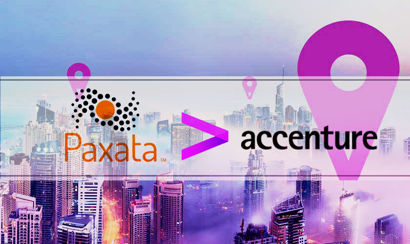 accenture and paxata collaborate