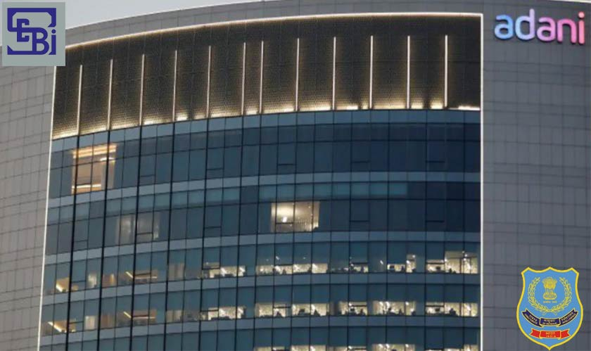 adani group of companies being investigated by sebi and dri over compliance