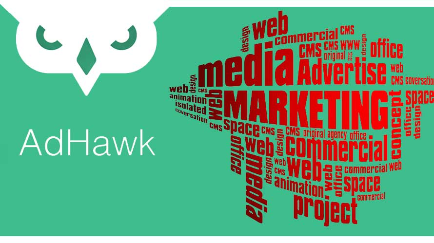 adhawk for easier advertising