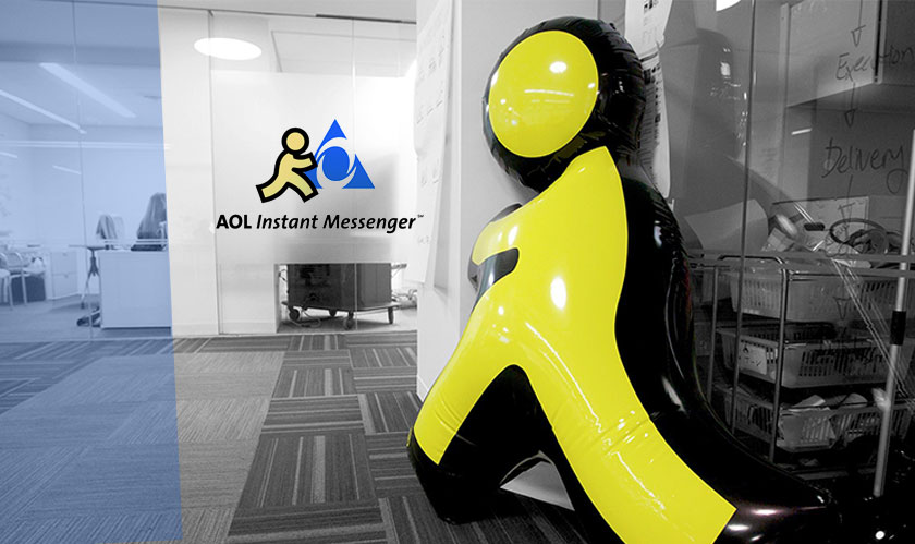 aol instant messenger closes