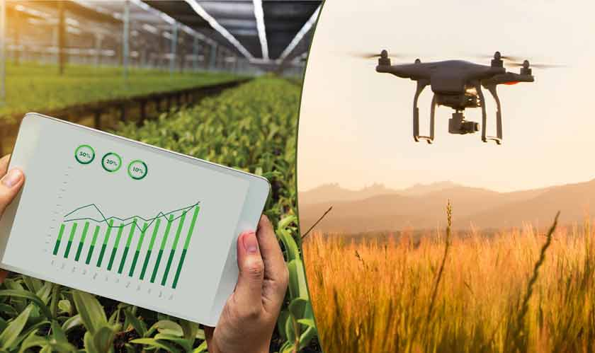 agriculture seeks the help of technology