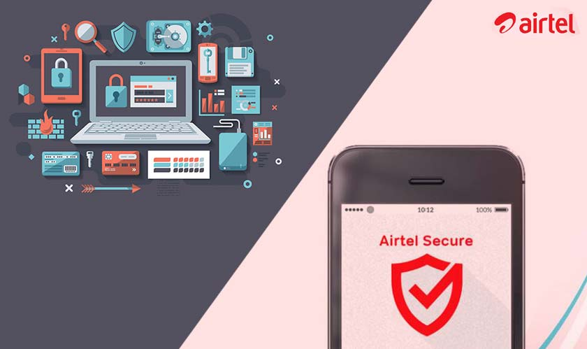 airtel announces airtel secure a cybersecurity solution
