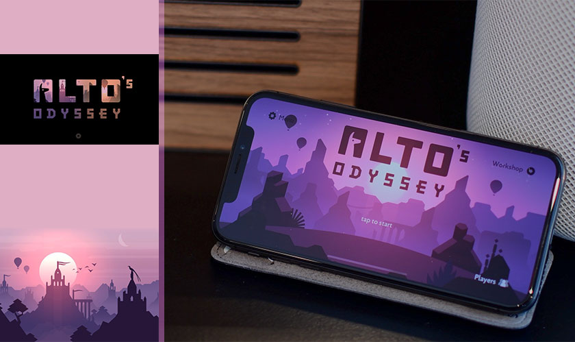 alto odyssey hits to android