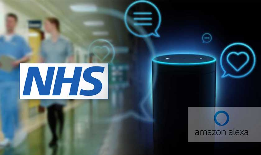 amazon alexa nhs uk ai