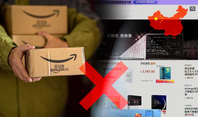 amazon china online store closing