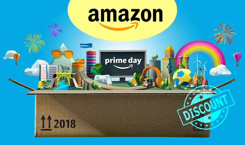 amazon gives discounts to prime members
