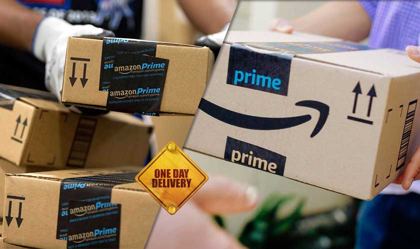 amazon prime one day delivery