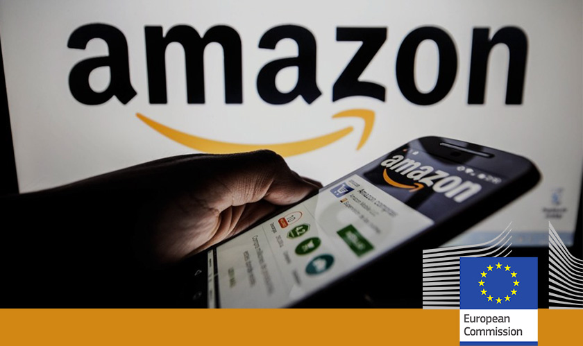 big data eu begins investigation against amazon