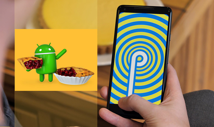android pie has more surprises