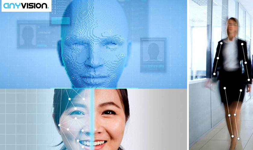 anyvision body facial recognition