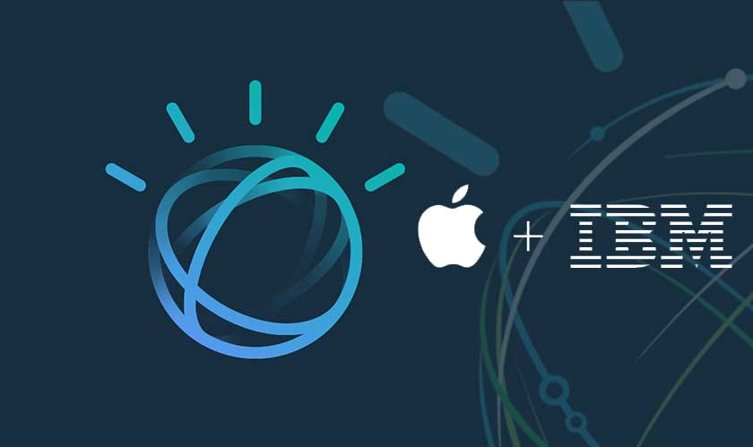apple ibm machine learning partnership