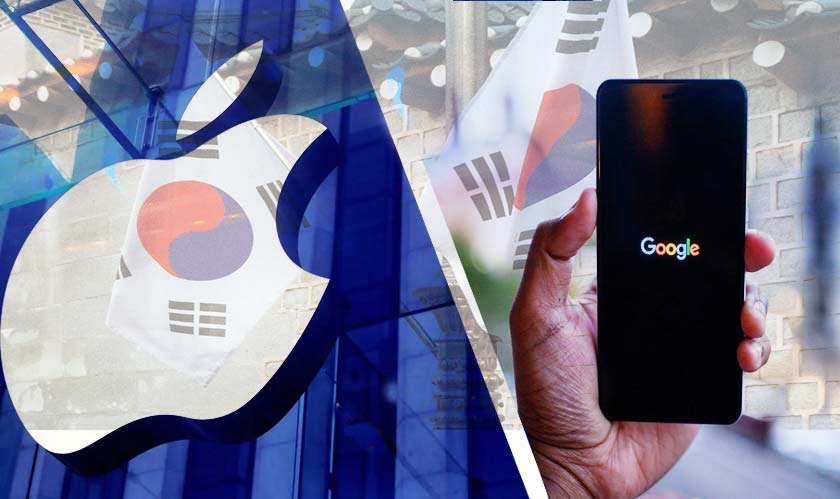 south korea bill to restrict apple and google from charging app store commissions