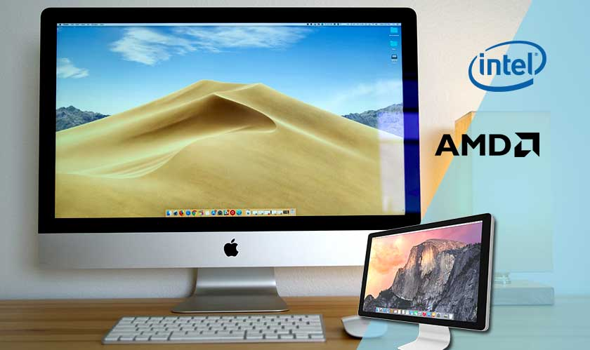 apple imac intel amd update