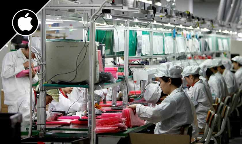 apple is reopening factories in china