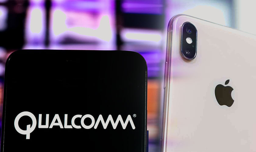 networking apple qualcomm drop lawsuits