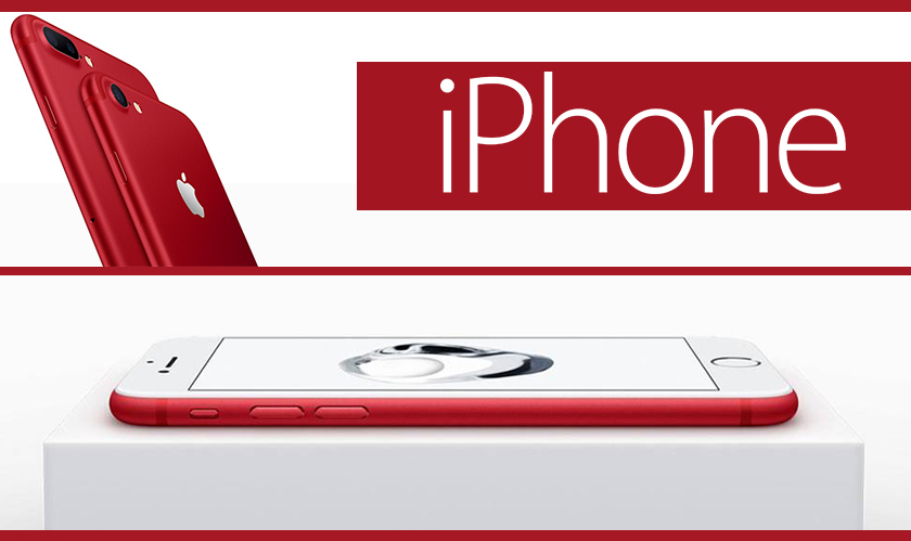 apple iphone8 red color