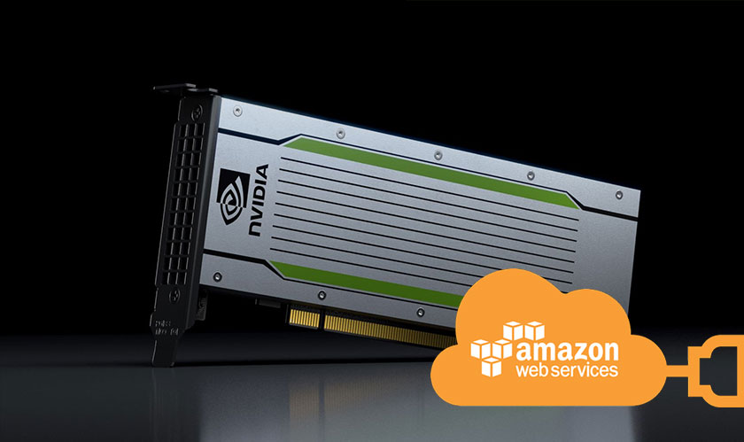 aws to use nvidia t4