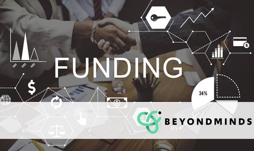 it services beyondminds secures funding