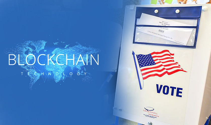 blockchain voting by west virginians
