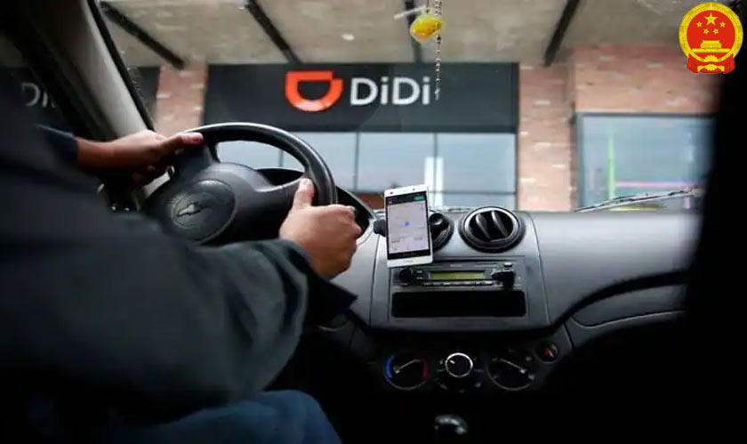 chinas cyberspace regulator launches a probe into ride hailing giant didi