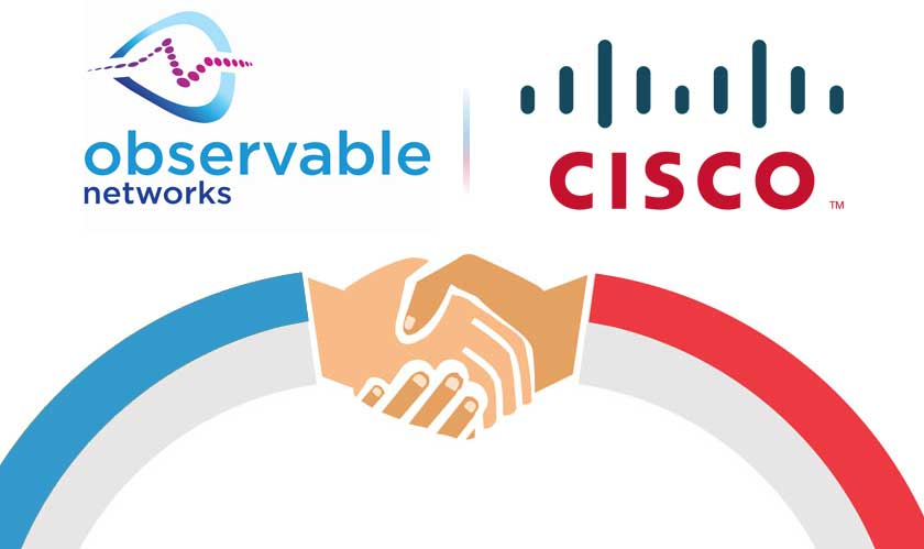 cisco ups its security acquires observable networks