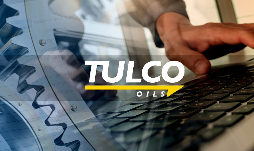 deacom erp solution to tulcooils