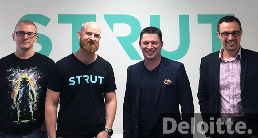 deloittes acquisition of strut digital fosters tech transformation in implementing solutions and services