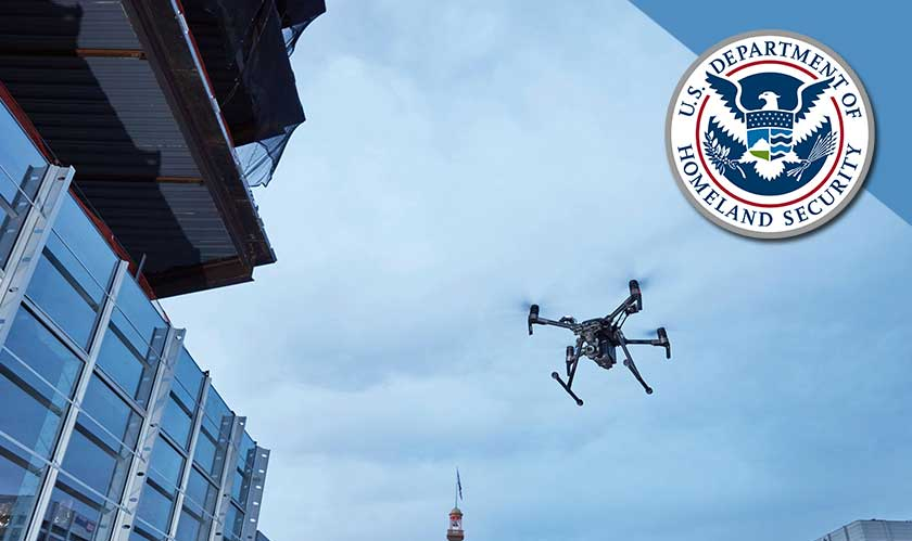 dhs warns about chinese drones