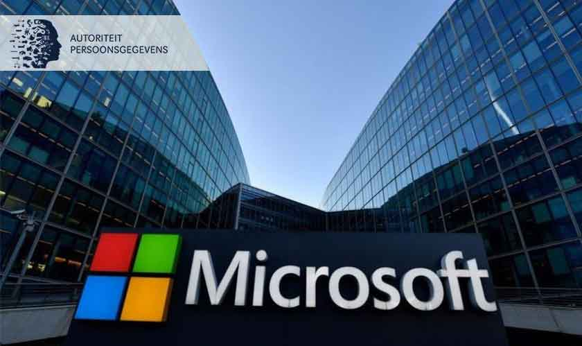 dpa microsoft privacy rules breach