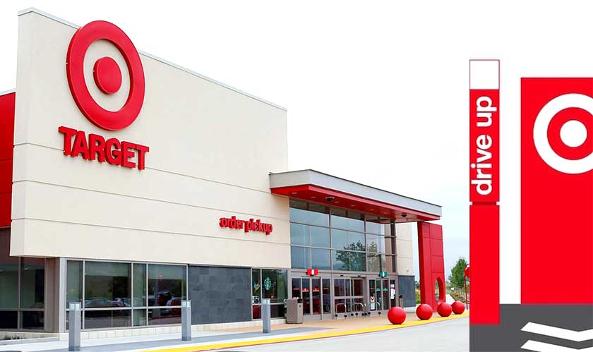 target drive up expansion
