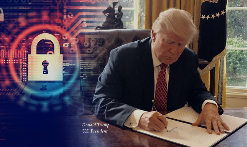 executive order for cybersecurity