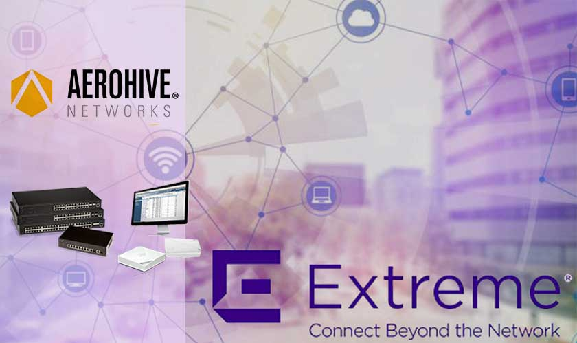 extreme networks aerohiveacquisition