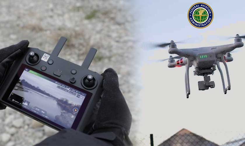 faa proposal for professional drones