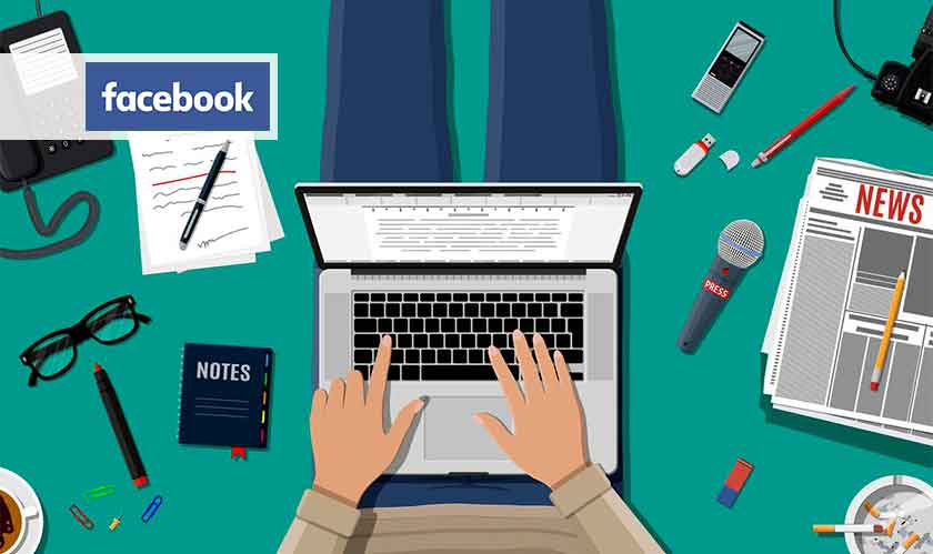 facebook to recruit proficient journalists