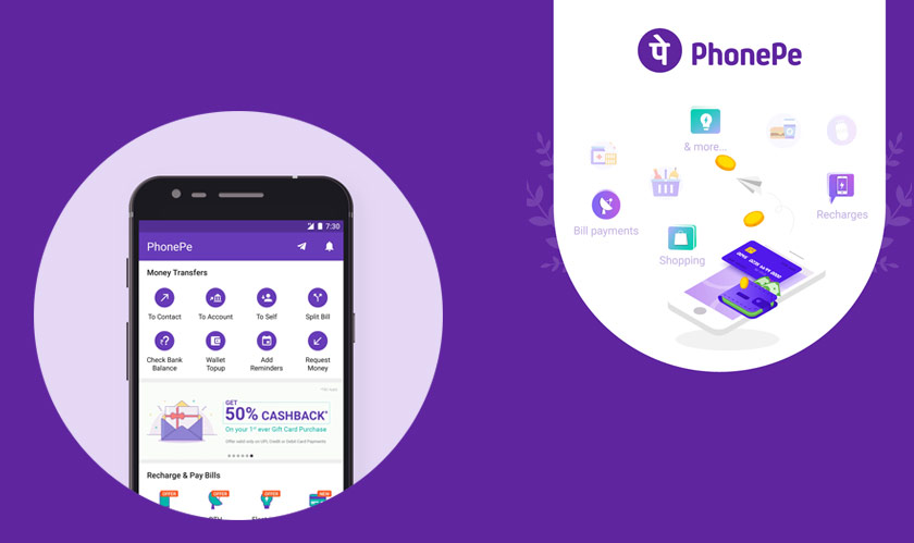 it services flipkart announces phonepe as an independent