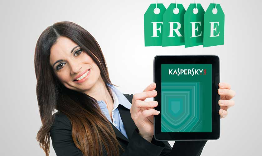 free antivirus from kaspersky