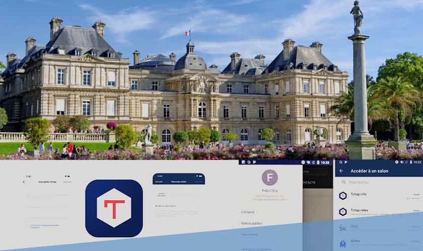 french government messenger app