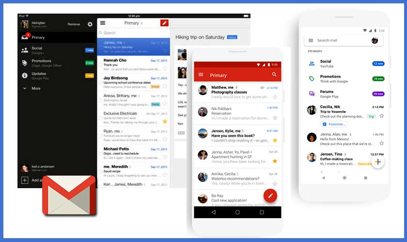 gmail gets revamped