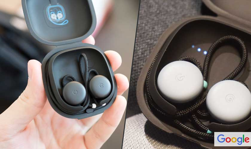 google android wireless earbuds