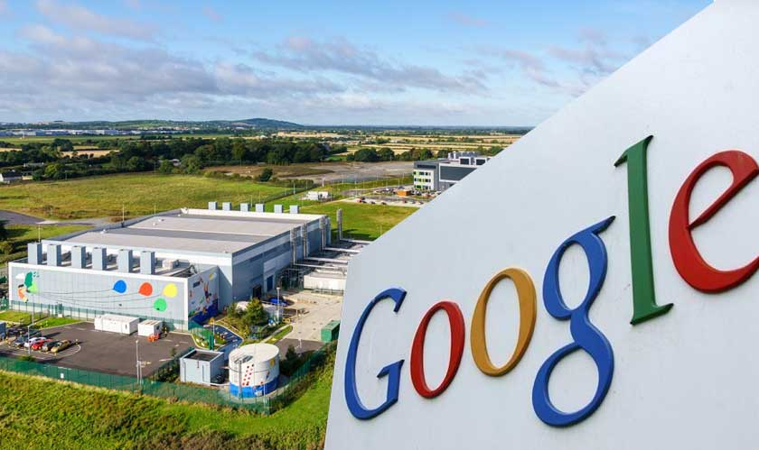 google data centers netherlands