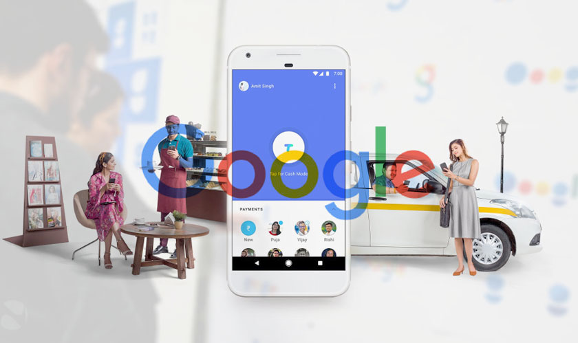 google debuts tez a mobile payment app in india