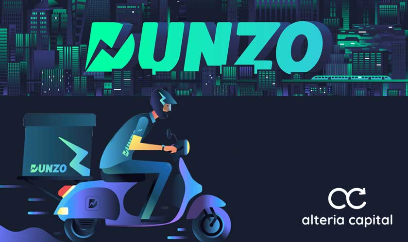 google dunzo alteria capital hyperlocal delivery