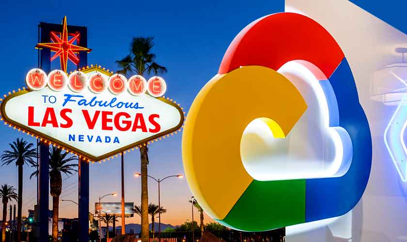 google investment nevada cloud