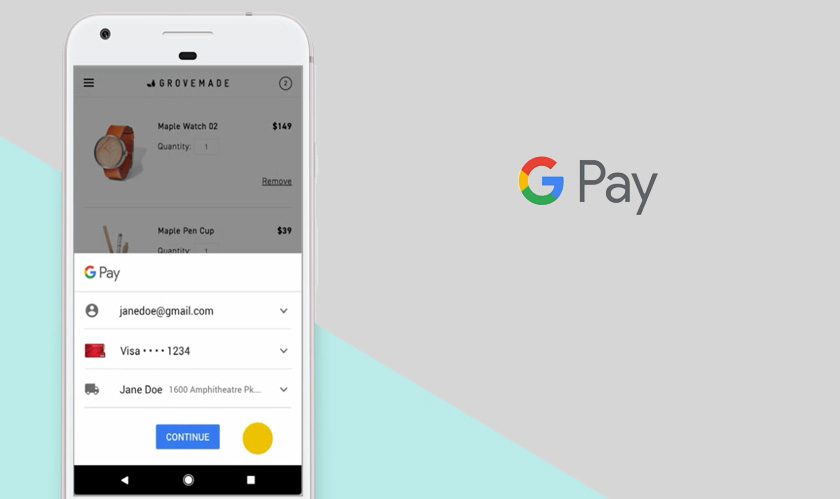 google pay expands in singapore