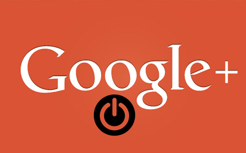 google plus shuts down