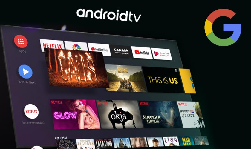 google releases features to androidtv