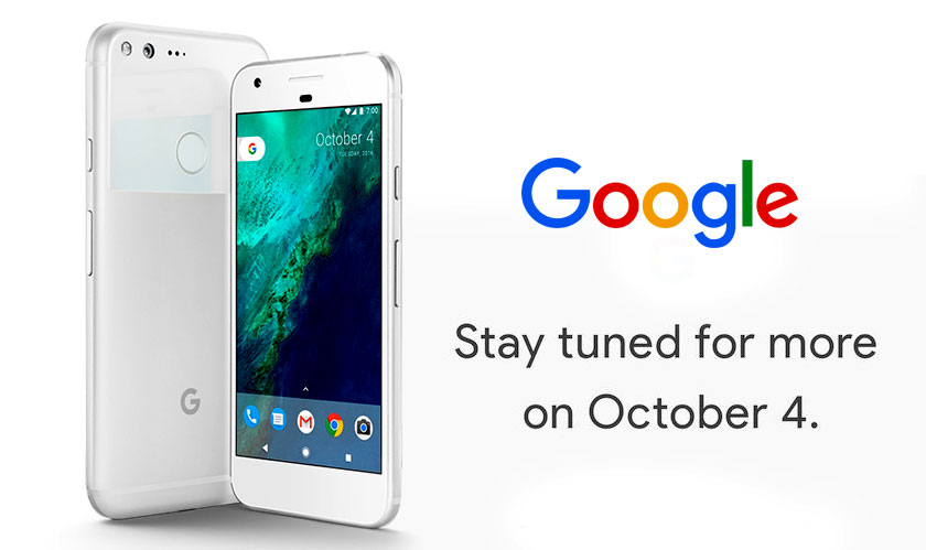 google to unveil pixel 2 on october 4