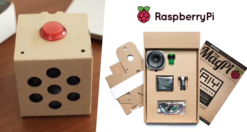 google turns raspberry pi into your very own virtual assistant